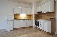 Pronájem bytu 2+kk/B/sklep/GS, 60m², OV - Praha 9 - Hloubětín, ul. Saarinenova