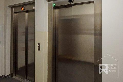 Výtahy v domě