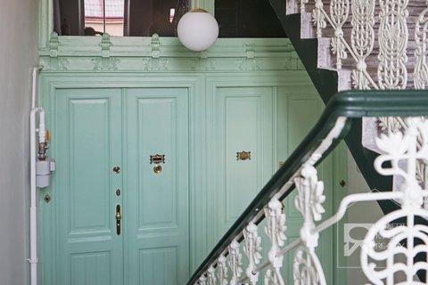 Vchody do bytů