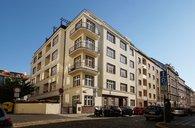 Prodej bytu 3+1/2x lodžie + sklep, 101m², OV, Praha - Žižkov, ulice Husinecká