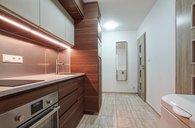 Nádherný byt po kompletní rekonstrukci 1+kk, 28m2, v centru Prahy, Praha 1 - ul. Ve Smečkách