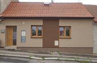 Rodinný dům 2+1/dvorek, parcela 107m², zastavěná plocha 75m², Praha 5 - Jinonice, ulice Novoveská