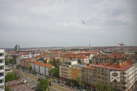 Výhled z domu