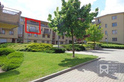 Atrium - pohled na byt