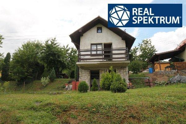 Prodej zděné chaty Blansko