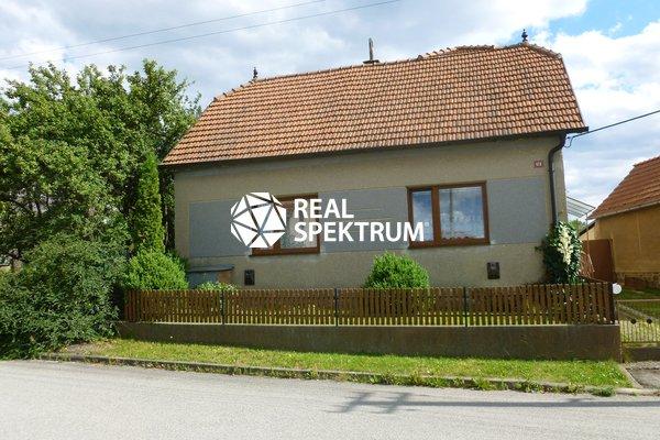 Prodej, rodinný dům  Kotvrdovice
