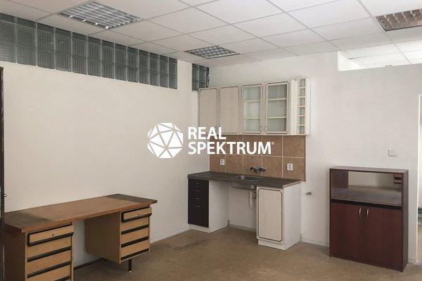Pronájem, nebytové prostory, 27 m² - Adamov