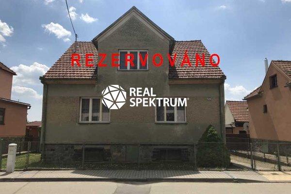 Prodej, Rodinné domy  - Spešov, okres Blansko