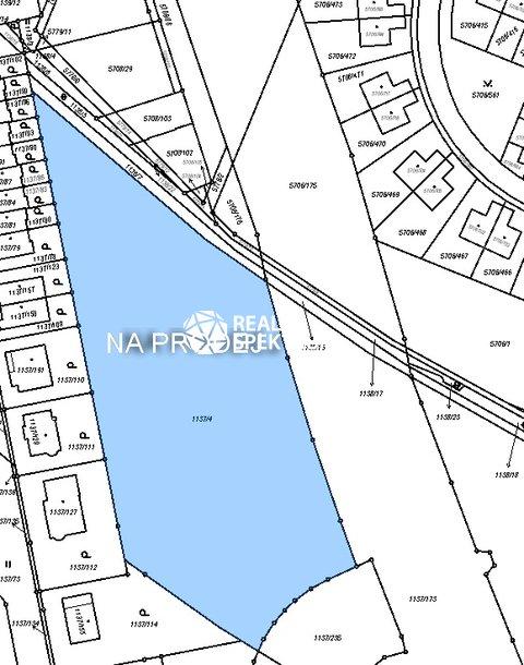 Prodej, Ostatní pozemky, 7914m² - Jihlava