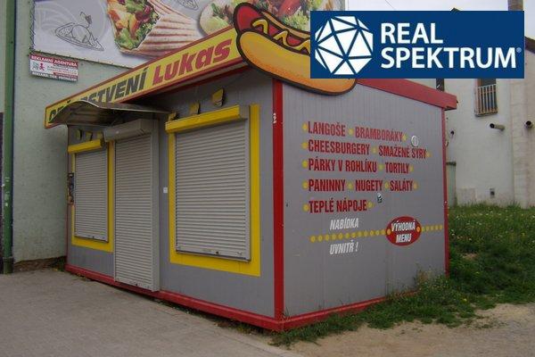 Pronájem obchodních prostor Boskovice