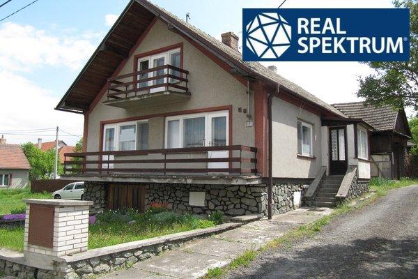 Prodej rodinéhoý domu-  Horní Štěpánov