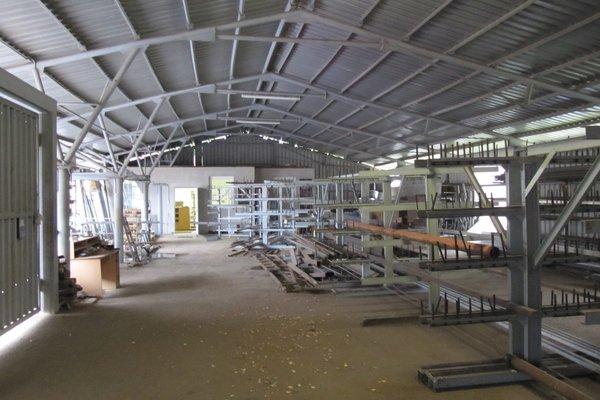 Pronájem výrobních a skladovacích prostor v  Boskovicích