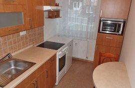 Pronájem bytu 1+1 o ploše 33,6 m2 v Boskovích