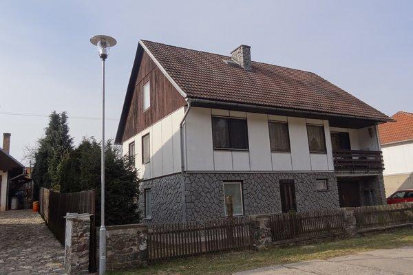 Prodej rodinného domu - Biskupice