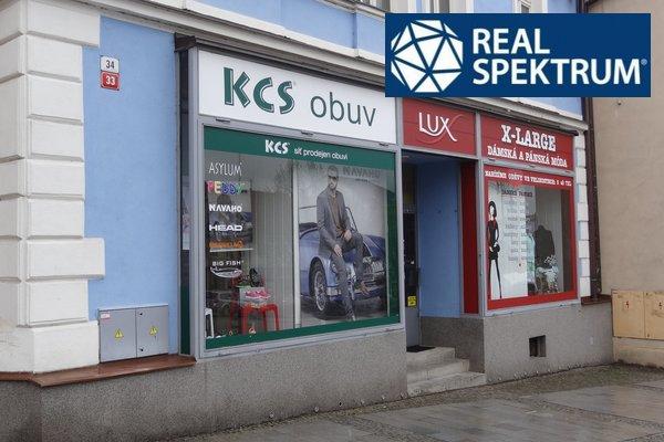 Pronájem obchodu na náměstí, 50 m² - Boskovice