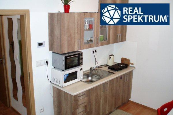 Pronájem bytu 1+kk, 32,23 m² - Boskovice Na Výsluní