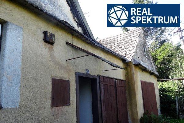 Prodej rodinného domu/chalupy v obci Hlásnice, okres Svitavy