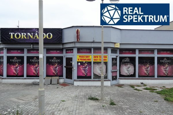Pronájem obchodních prostorů 60 m² v Boskovicích u nemocnice.