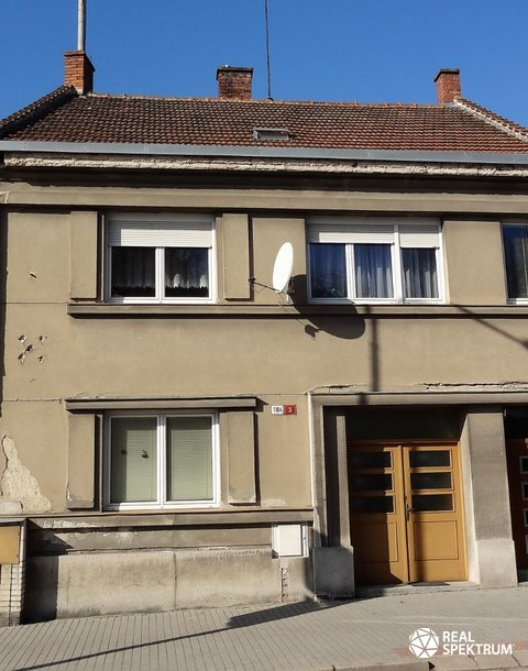 Prodej rodinného domu 176 m²  v Boskovicích