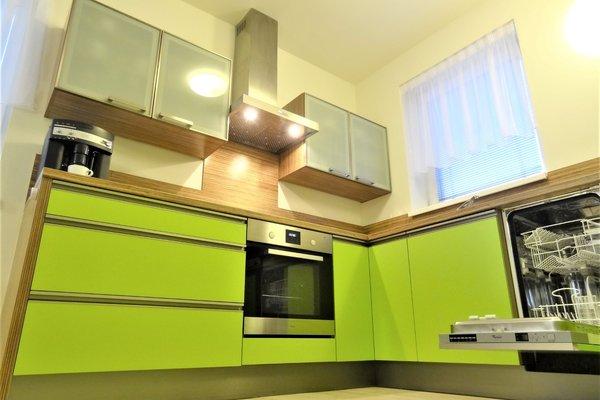 Pronájem zařízeného bytu 2+kk o ploše 65,65 m² v Boskovicích Na Výsluní