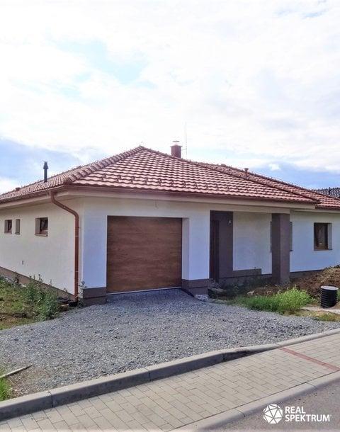 Prodej novostavby rodinného domu 137 m² v Drnovicích okres Blansko