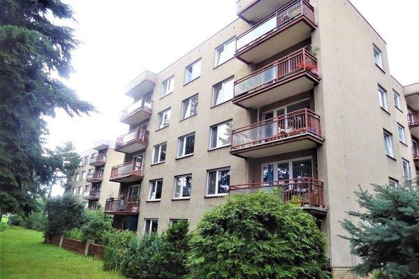 Prodej bytu 2+1 60 m² v Brně ve Starém Lískovci