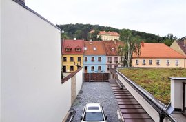 Pronájem bytu 1+kk 89 m² v centru Boskovic