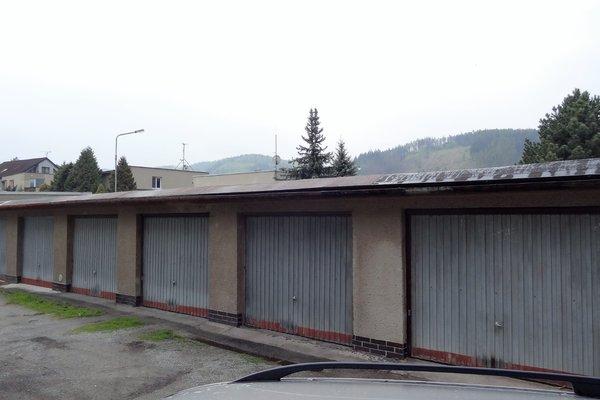 Nabízíme pronájem garáže v Boskovicích