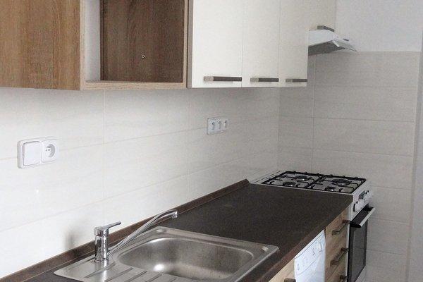 Pronájem bytu 2+1 o ploše 55,4 m²  ve Velkých Opatovicích