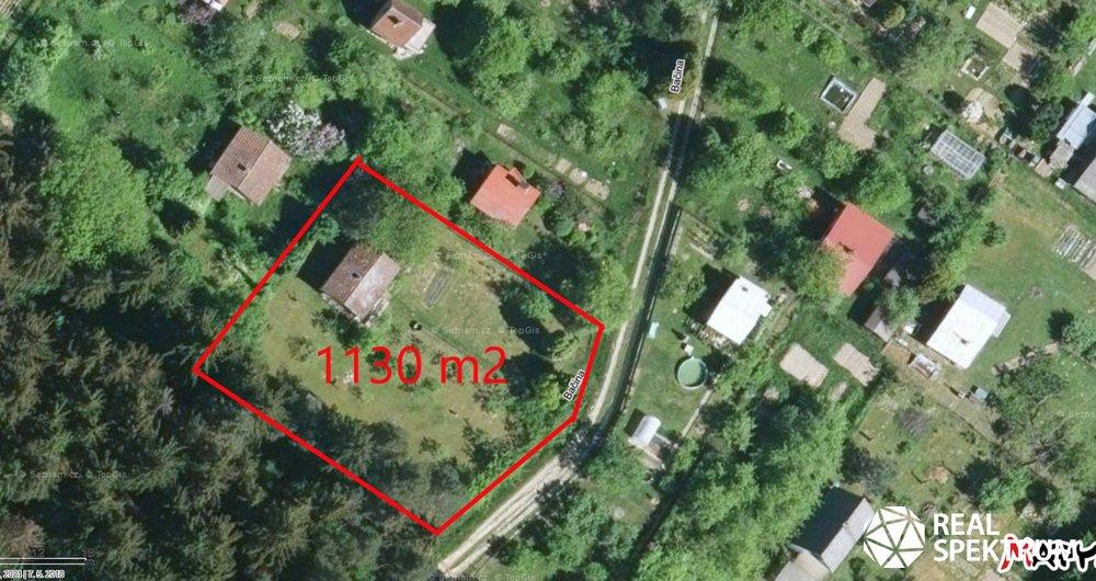 Prodej chaty 36 m² u Olešné u Blanska