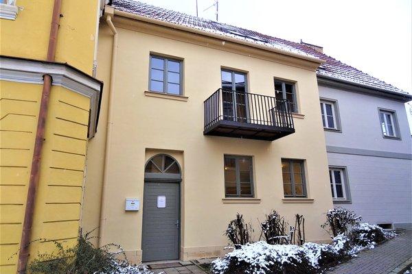 Pronájem komerčních prostor v historickém centru města Boskovice