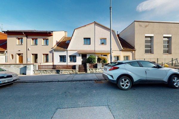 Prodej rodinného domu  na ulici Stromovka 10 v Brně Jundrově, 144 m²