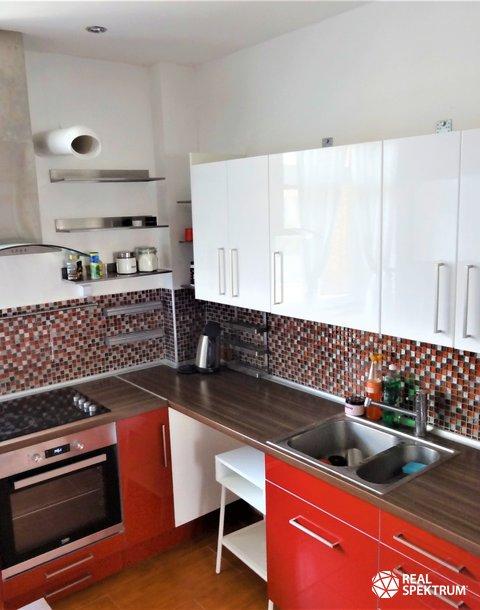 Pronájem bytu 2+kk, 47,8 m² na ulici Charbulova v Brně