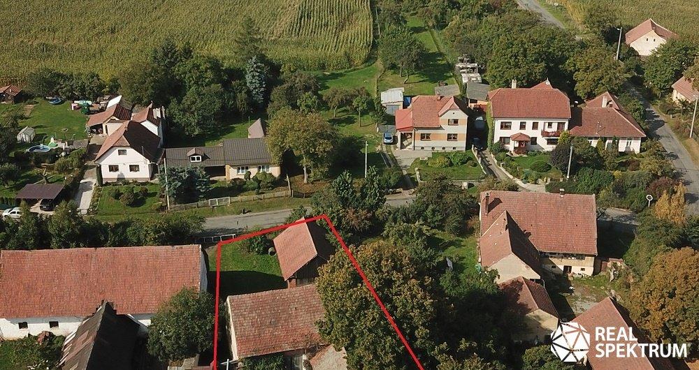 Prodej rodinného domu (chalupy) o ploše 200 m² Letovice - Zábludov