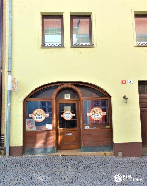 Pronájem komerčních prostor  60 m²