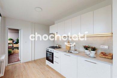 Prodej, byty 3+kk, 60m² , Pardubice - Polabiny, Ev.č.: 00080