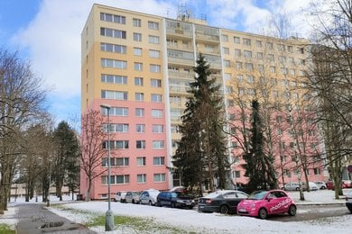 Pronájem, Byty 2+1, 49m², Kpt. Bartoše, Pardubice - Polabiny, Ev.č.: 00065