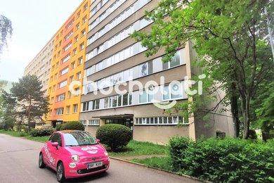 Pronájem, byty 1+kk, 28m² - Pardubice - Polabiny, Ev.č.: 00071