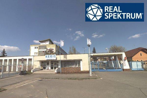Pronájem volných skladů, výrobních prostot (535 m²) a kanceláří (177 m²) v objektu bývalé TESLY, celkem