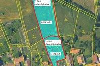 Prodej stavebního pozemku o výměře 1.475 m², Újezd u Chocně