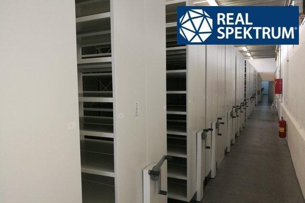 Pronájem  Skladových prostor s kapacitou uložení 3.200 - 3.500 m²  plochy.