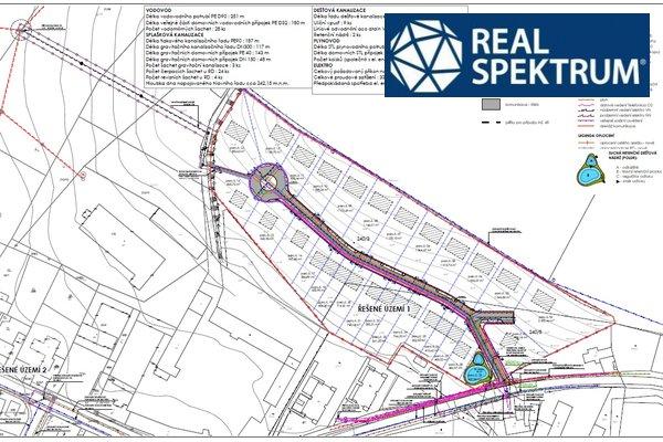 Prodej pozemků s územním rozhodnutím pro bydlení, 28.088 m² - Hradec Králové - Slatina