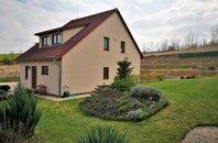 Prodej novostavby RD 5+1 v okrajové části Kralup nad Vltavou - Zeměchy, pozemek 1.184 m2