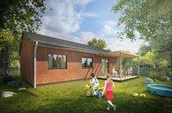 Prodej RD  Bungalov Bello 96 4+kk/terasa  80 m²/ 18 m²