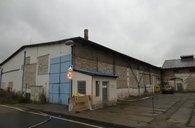 Nymburk, pronájem skladových prostor 450 m²