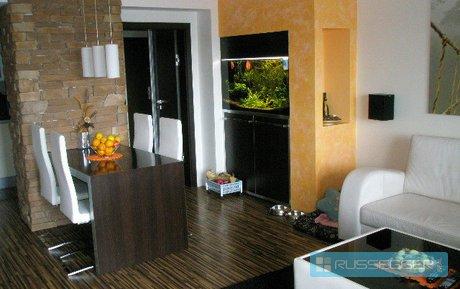 Prodej luxusního bytu s terasou i garáží s výhledem na přehradu Brno-Bystrc, Ev.č.: 20642