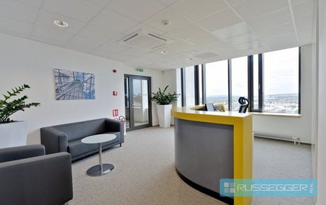 Prodej komerčních prostor v objektu AZ Tower, CP 211 m², Ev.č.: 28730-1