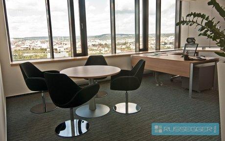 Pronájem, komerční prostor v objektu AZ Tower, 509.24 m², Ev.č.: 29402