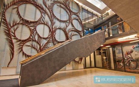 Prodej komerčních prostor v objektu AZ Tower, CP 236.97 m², Ev.č.: 29409