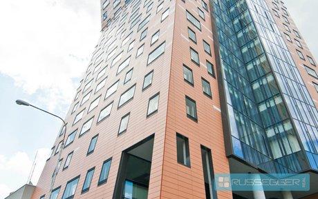 Prodej komerčních prostor v objektu AZ Tower, CP 272.27 m², Ev.č.: 29410